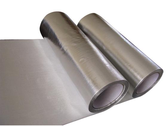 上海厂家供应高硅氧防火布耐高温铝箔防火布