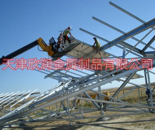 z型钢,u型钢,太阳能光伏支架,热镀锌c型钢,热镀锌z型钢,钢结构檩条