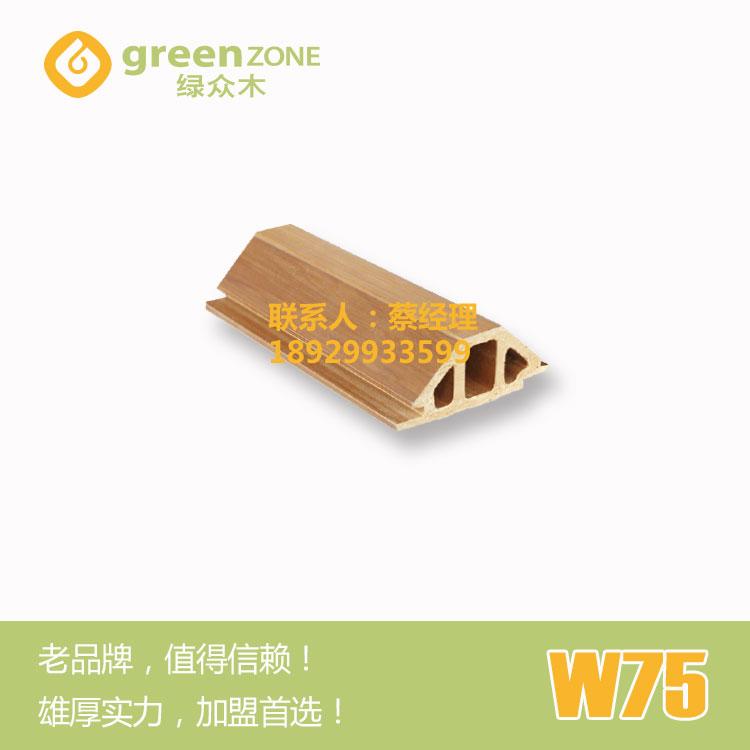供应广东塑木墙板