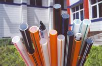 供应临潼区PE顶管,PE拉管,彩色管生产厂家