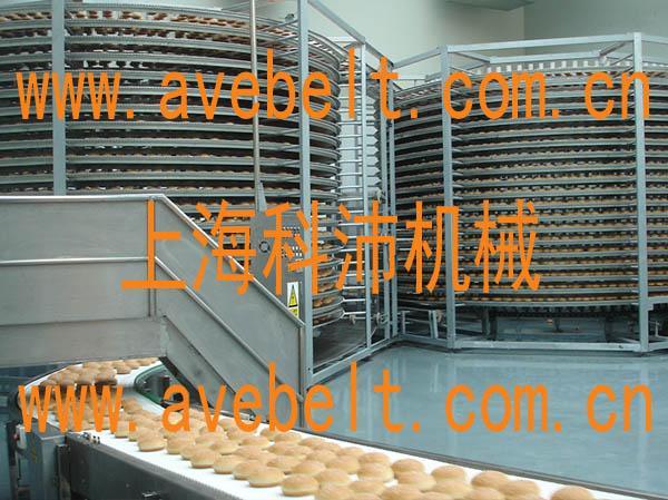 供应食品级工程塑料网带