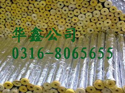 铁皮保温玻璃棉管价格是多少钱