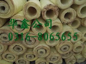 供应A1级60*50玻璃棉管厂家