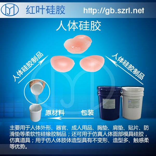 供应人体硅胶翻模硅胶模具硅胶