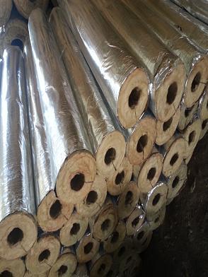 供应河北大城优质岩棉管密度