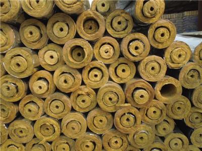 供应89*50岩棉保温管出厂价