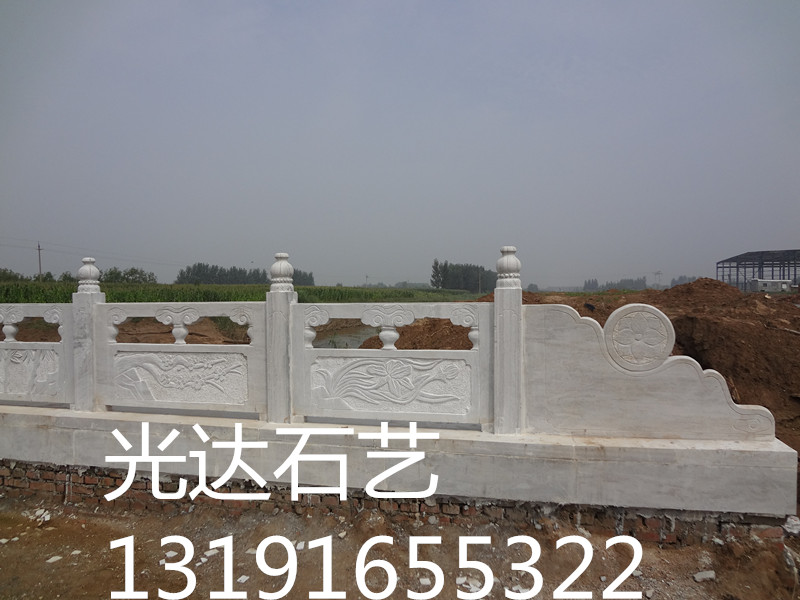 供应芝麻白栏杆、芝麻灰桥护栏、芝麻黑栏杆