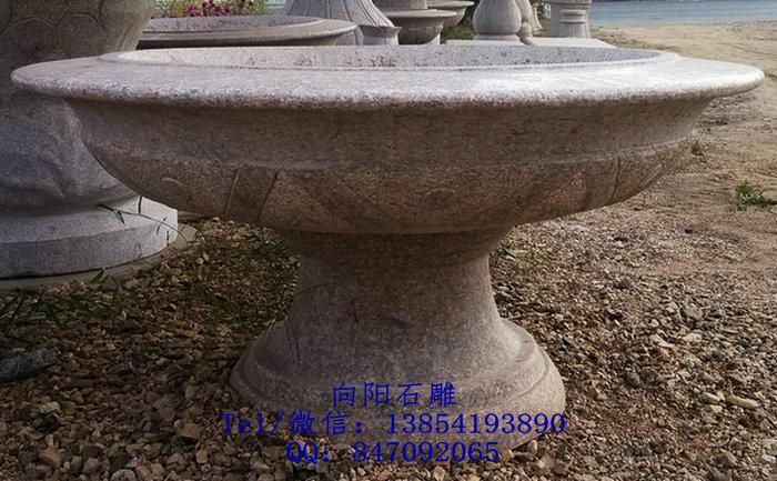 南京向阳石雕供应最新石雕花钵款式价格