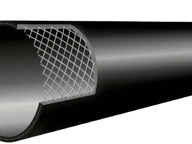 供应psp钢丝网骨架增强聚乙烯复合管