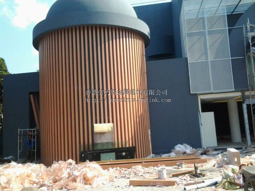 造型冲孔 造型网板 造型天花 造型幕墙 造型遮阳 造型格栅 造型铝方图片