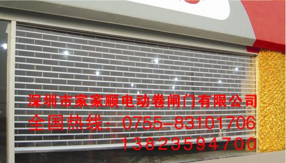 广西水晶折叠门厂家、铝合金水晶折叠门