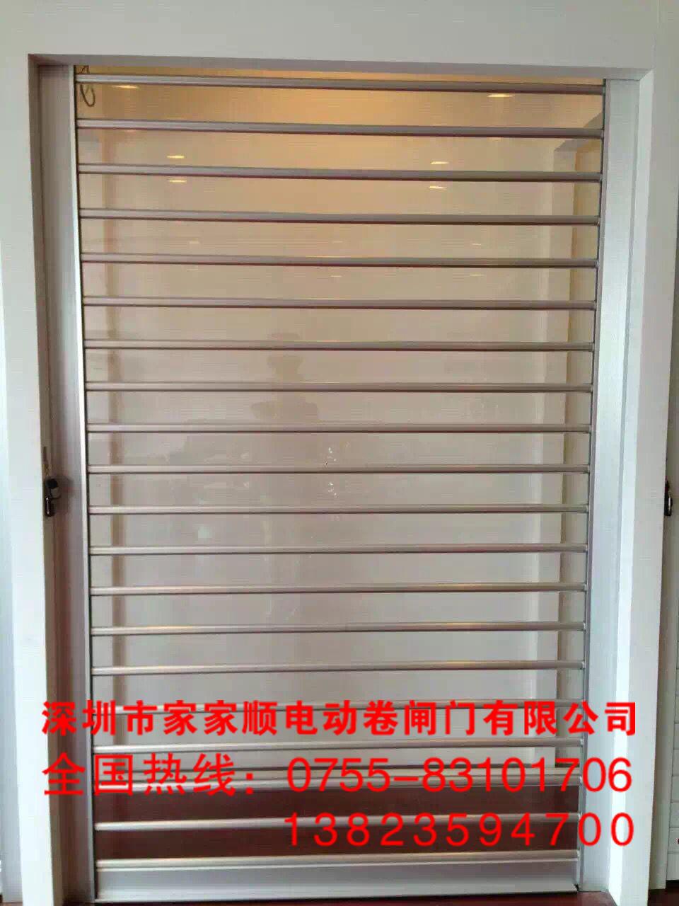 上海水晶折叠门厂家、铝合金水晶折叠门
