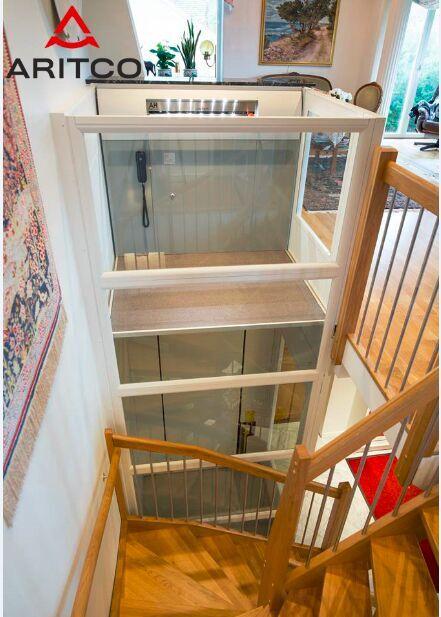 aritco螺杆式家用电梯尺寸报价厂家