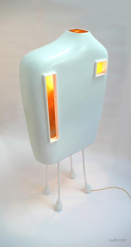 值得一看的落地灯设计(组图)