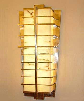 金属壁灯:演绎华贵与高尚(组图)