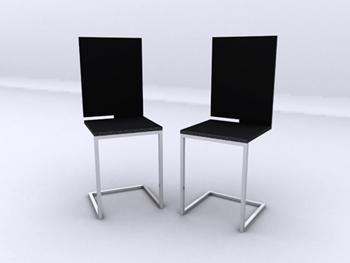 家具变形记 创意生活椅子桌子随意变化(图文)