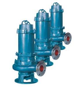 潜水排污泵的现状及其发展方向分析