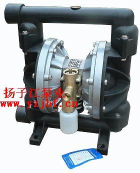 气动隔膜泵工作原理及适用场合