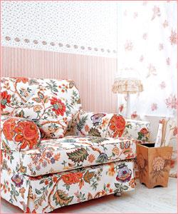 冬季装修指南:时尚家居生活巧用布艺装饰