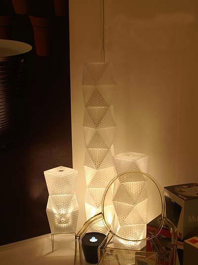 酷味落地灯流行 4款灯具让家居酷味十足