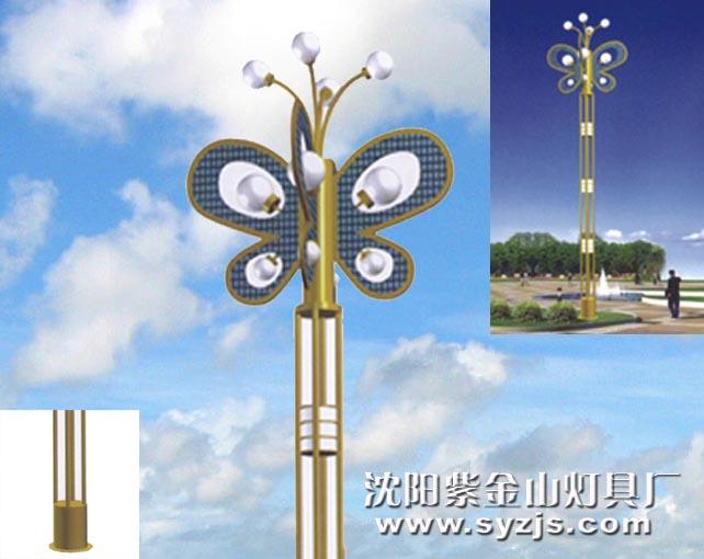 隆重推出紫金山燈具廠09處初的新型景觀燈、庭院燈燈具