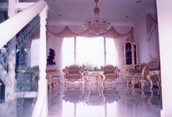 家居装修点睛之笔 布艺窗帘五步选择法