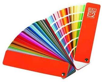 Ral与海川色彩合作扩大中国涂料色卡业务