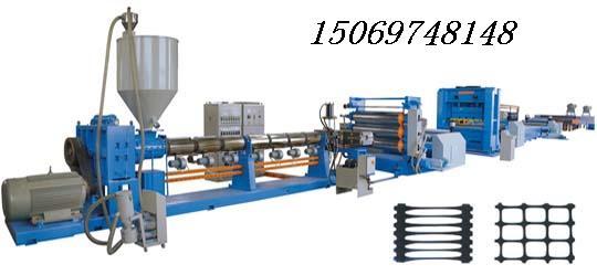 矿用塑料网片机械较新工艺