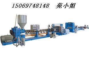矿用双拉双抗塑料网生产线的产品应用
