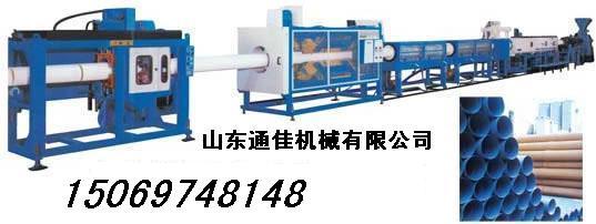 国内靠前条塑料管材设备的诞生地-山东通佳机械有限公司
