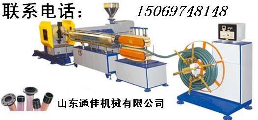塑料軟管機械簡單介紹及發展前景