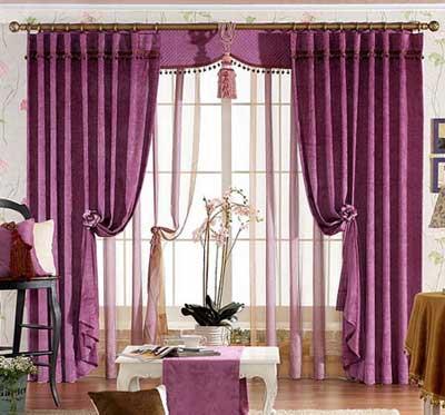 打造家居风水善用软装 2功能让窗帘能成调节器