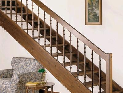 实木楼梯为何依旧在市场闪烁耀眼之光
