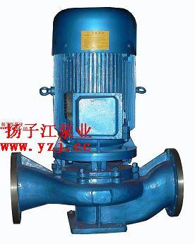 秦山核电站向我公司订购一批不锈钢管道泵
