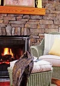 客厅壁炉改造方案 装修温暖角落