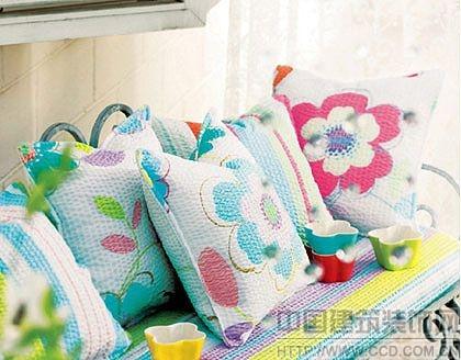 自然舒适的布艺家纺家居装饰