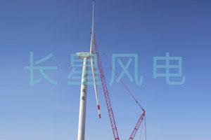 大型成套风力发电设备――整机