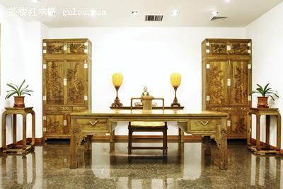 金丝楠木价比黄金:1张桌子6千万元