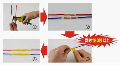 终结传统电线连接时代缆虫引发电线快速接头变革