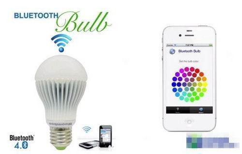 智能家居来袭 用iPhone遥控家用灯具