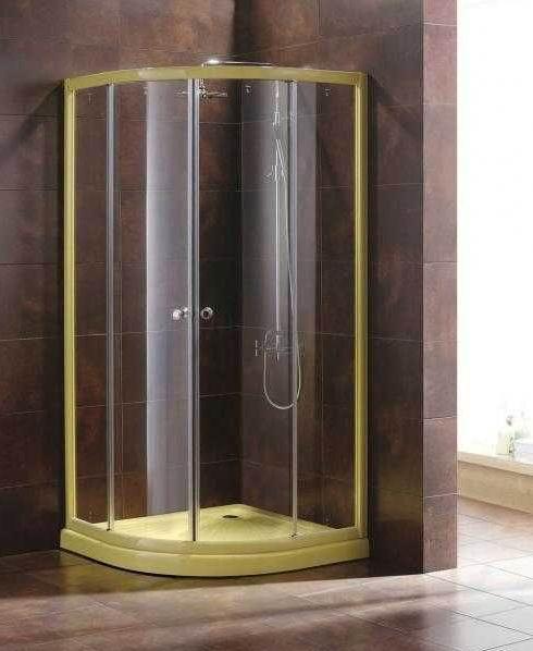 新型超洁玻璃出现 不用清洗的淋浴房