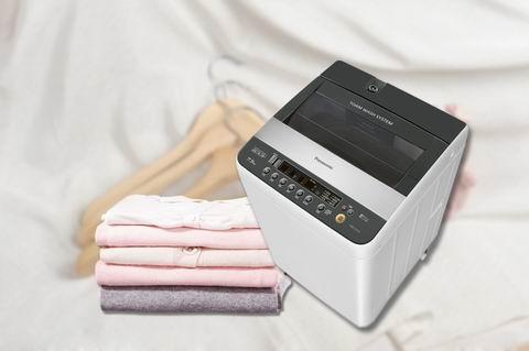 """冬季衣服要""""净""""洗  家庭必备松下新泡沫净洗衣机"""