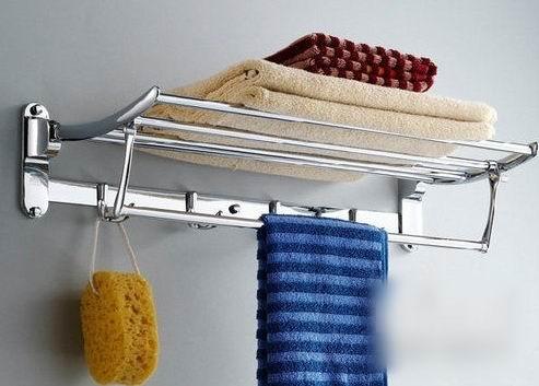 不只是掛件 衛浴間置物架要實用與裝飾