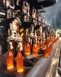 红外测温仪在玻璃加工中得到广泛应用