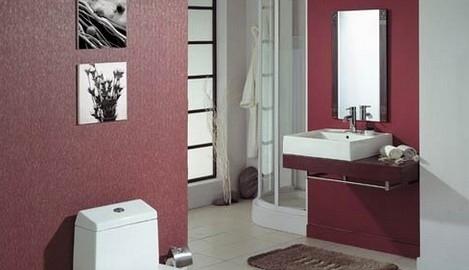色彩与线条的交汇 卫浴装修也能不平庸