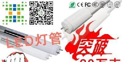 中祥创新led灯管7月销售突破20万支大关