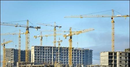 利勃海尔塔式起重机圣彼得堡参与住房建设