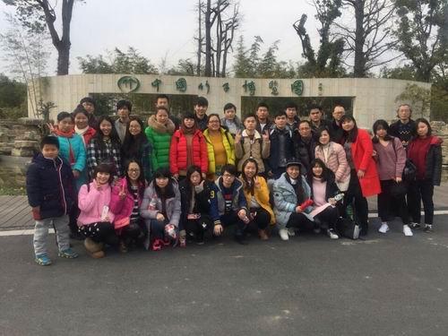 中国建材网组织安吉两日游享暖冬休闲养生之旅