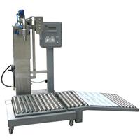 供应化工生产设备,200KG树脂灌装机