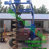 霸州市水泥杆挖坑机厂